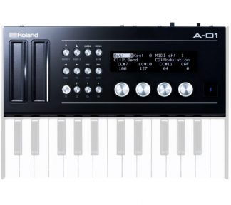 Roland - Boutique A-01, Synth Modul