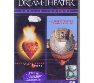 Dream Theater  - Double feature: images and words, live in to