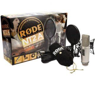 Røde - NT2-A Studio Kit med stativ