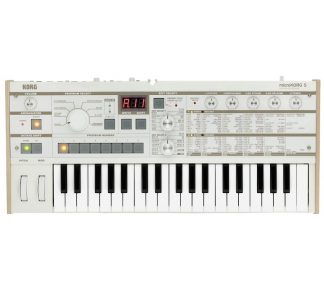 Korg - MICROKORG-S, Synth